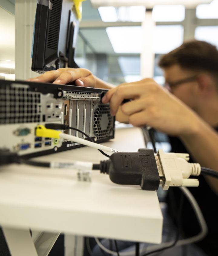 IT Services : installation & configuration de solutions informatiques