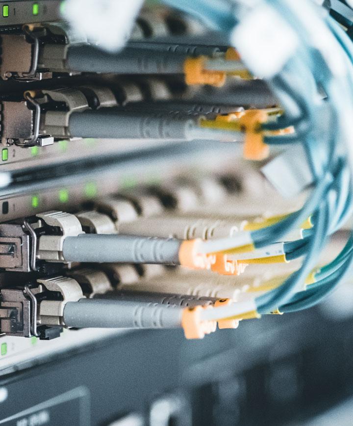 IT Services : réseaux filaires & wifi