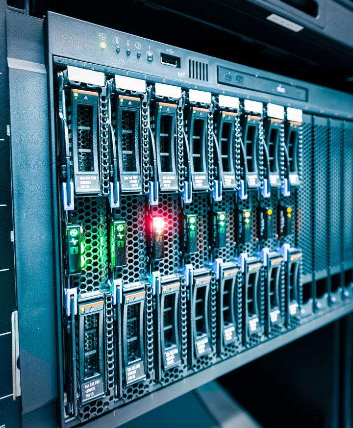 IT Services : sauvegarde cloud & nas