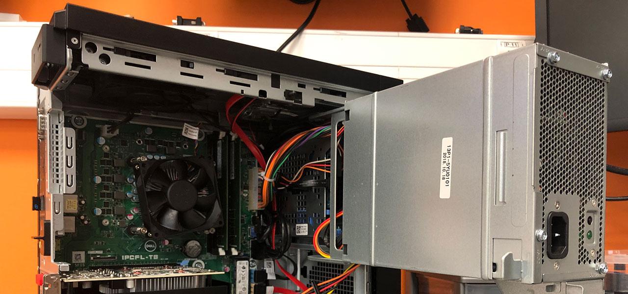 Installation et configuration d'ordinateurs, logiciels et périphériques informatiques : IT Services
